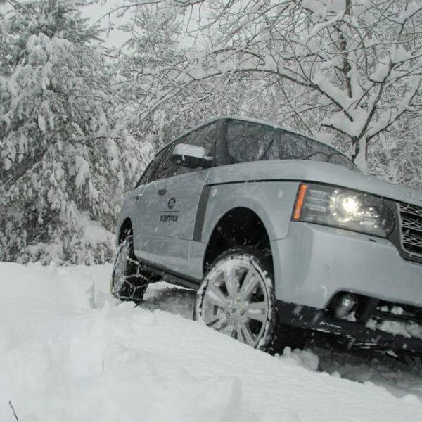 Zimske gume za džipove i SUV vozila